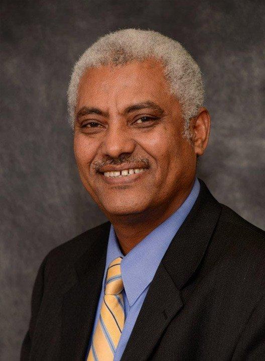 Dr. Seleshi Asfaw